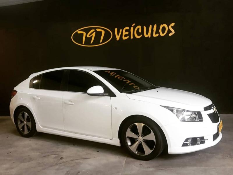 CHEVROLET CRUZE HATCH SPORT6 LT BRANCA Manual Flex 2013
