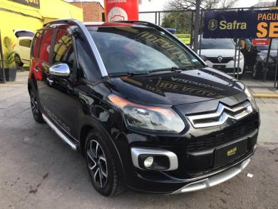 CITROEN AIRCROSS Exclusive 1.6 Flex 16V 5p Aut. PRETA Manual Flex 2012