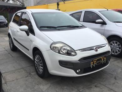 FIAT Punto ESSENCE 1.6 Flex 16V 5p BRANCA Automático Flex 2013