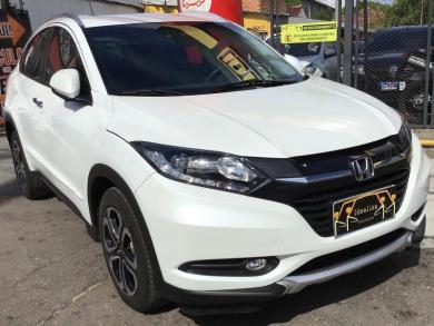 HONDA HR-V Touring 1.8 Flexone 16V 5p Aut. BRANCA Automático Flex 2018