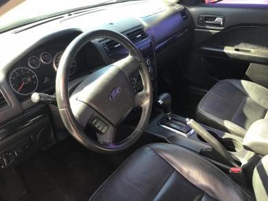 FORD Fusion SEL 2.3 16V  162cv Aut. PRETA Automático Gasolina 2008