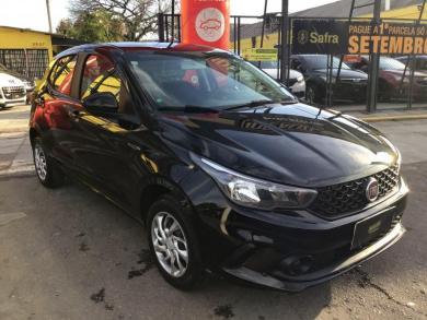 FIAT ARGO DRIVE 1.0 6V Flex PRETA Manual Flex 2018