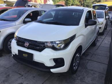 FIAT MOBI DRIVE 1.0 Flex 6V 5p BRANCA Manual Flex 2018