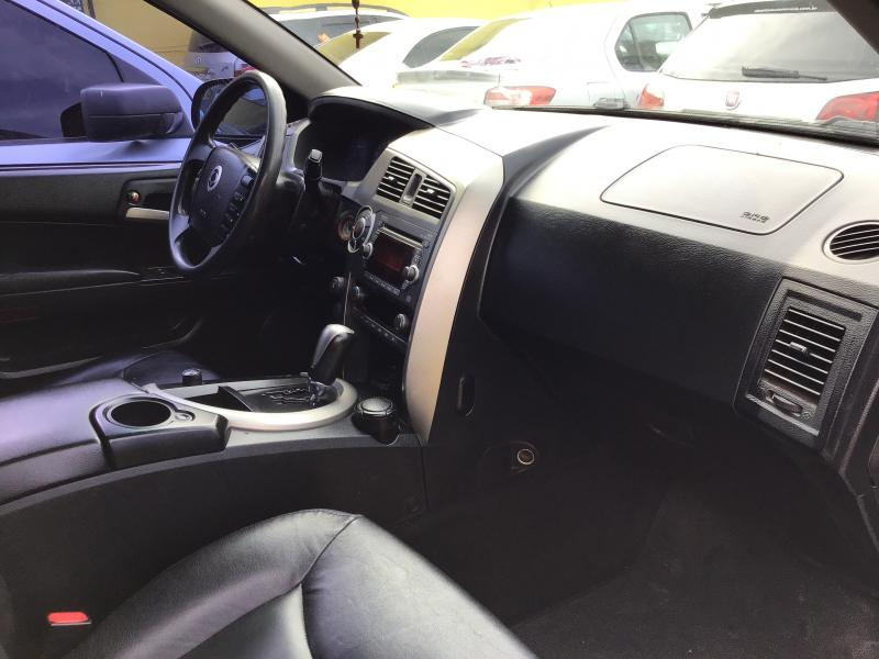 SSANGYONG Kyron 2.0 16V 141cv  TDI Diesel Aut. PRETA Automático Diesel 2011
