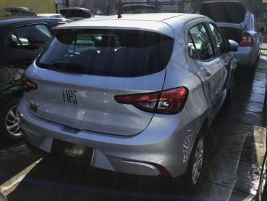 FIAT ARGO DRIVE 1.0 6V Flex PRATA Manual Flex 2018