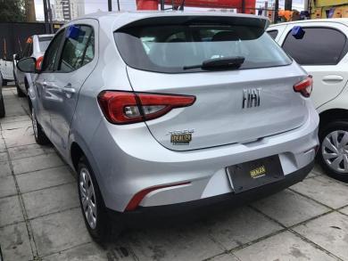 FIAT ARGO 1.0 6V Flex. PRATA Manual Flex 2018