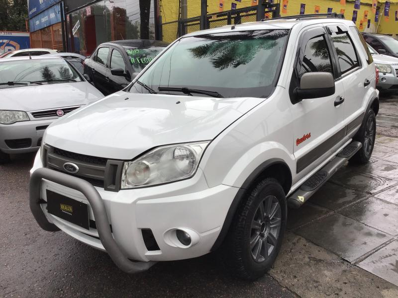 FORD EcoSport XL 1.6/ 1.6 Flex 8V 5p BRANCA Manual Flex 2009