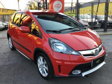 HONDA Fit Twist 1.5 Flex 16V 5p Mec. VERMELHA Manual Flex 2014