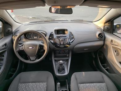 FORD Ka+ Sedan 1.5 SE/SE PLUS 16V Flex 4p PRATA Manual Flex 2015