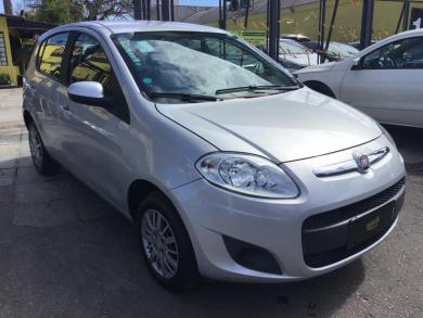 FIAT Palio ATTRACTIVE 1.0 EVO Fire Flex 8v 5p PRATA Manual Flex 2017