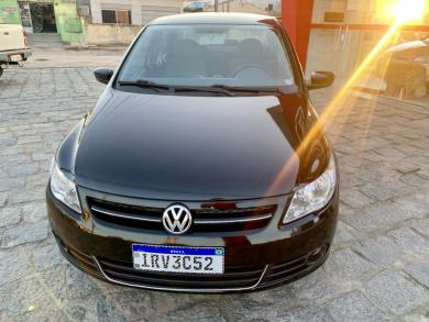 VOLKSWAGEN VOYAGE 1.0/1.0 City Mi Total Flex 8V 4p PRETA Manual Flex 2011