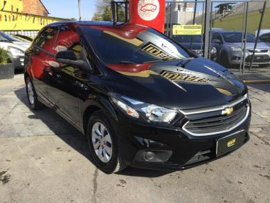 CHEVROLET ONIX HATCH LT 1.0 8V FlexPower 5p Mec. PRETA Manual Flex 2018