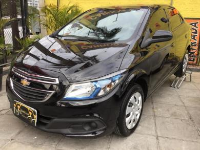 CHEVROLET PRISMA Sed. LT 1.4 8V FlexPower 4p PRETA Manual Flex 2016