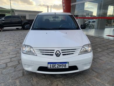 RENAULT LOGAN Expres./Exp. UP Hi-Flex 1.0 16V 4p BRANCA Manual Flex 2010