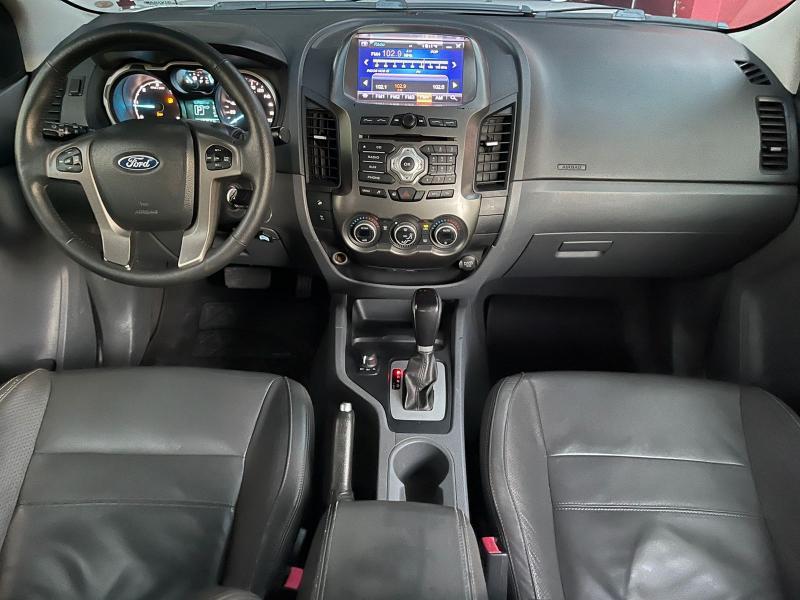 FORD Ranger XLT 3.2 20V 4x4 CD Diesel Aut. BRANCA Automático Diesel 2014