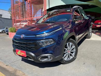 FIAT Toro Volcano 2.0 16V 4x4 TB Diesel Aut. AZUL Automático Diesel 2020
