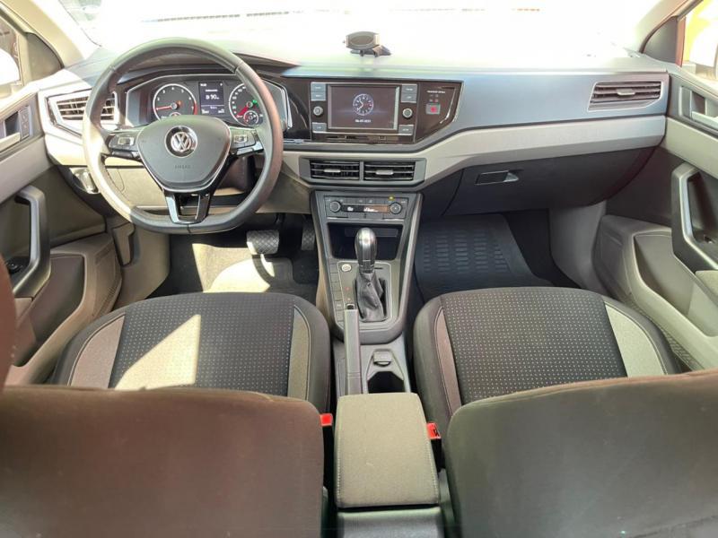 VOLKSWAGEN VIRTUS Comfort. 200 TSI 1.0 Flex 12V Aut BRANCA Automático Flex 2019