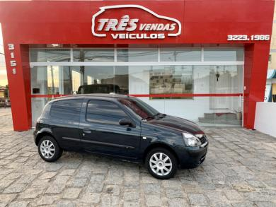 RENAULT Clio Authentique 1.0 8V 3p VERDE Manual Gasolina 2004
