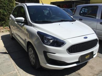 FORD Ka 1.0 SE/SE Plus TiVCT Flex 5p BRANCA Manual Flex 2019