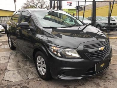 CHEVROLET ONIX HATCH Joy 1.0 8V Flex 5p Mec. CINZA Manual Flex 2019