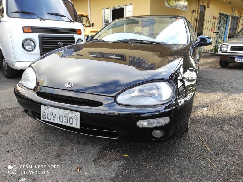 MAZDA MX-3 1.6 16V PRETA Manual Gasolina 1997