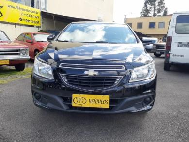 CHEVROLET ONIX HATCH LT 1.0 8V FlexPower 5p Mec. PRETA Manual Flex 2014