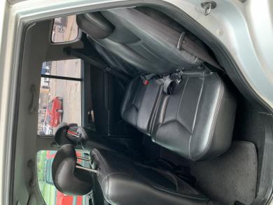 SSANGYONG Kyron 2.0 16V 141cv  TDI Diesel Aut. PRATA Automático Diesel 2011