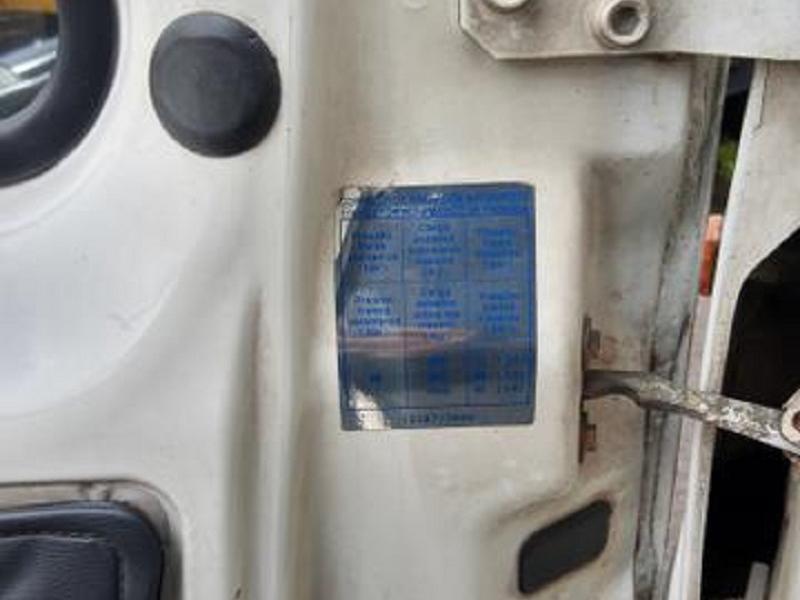 CITROEN JUMPER MBS 33M16   BRANCA Manual Diesel 2004