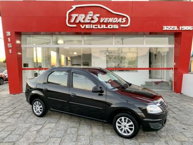 RENAULT LOGAN Expres./Exp. UP Hi-Flex 1.0 16V 4p PRETA Manual Flex 2011