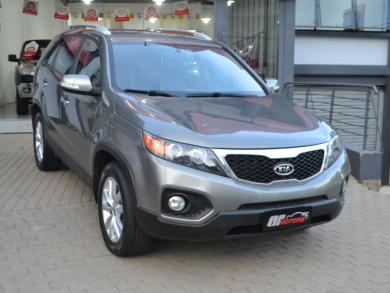 KIA Sorento 2.4 16V 4x2 Aut. CINZA Automático Gasolina 2012