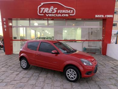 FORD Ka 1.0 8V/1.0 8V ST Flex 3p VERMELHA Manual Flex 2013