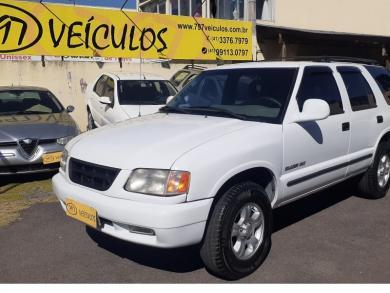 CHEVROLET S10 Blazer DLX 4.3 V6 BRANCA Manual Gasolina 1998