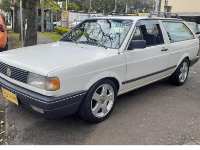 VOLKSWAGEN PARATI CL 1.8 BRANCA Manual Gasolina 1994