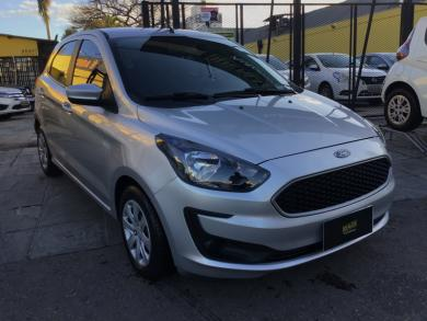 FORD Ka 1.0 SE/SE Plus TiVCT Flex 5p PRATA Manual Flex 2019