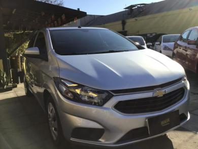 CHEVROLET ONIX HATCH LT 1.0 8V FlexPower 5p Mec. PRATA Manual Flex 2019