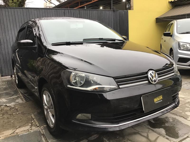 VOLKSWAGEN VOYAGE 1.0/1.0 City Mi Total Flex 8V 4p PRETA Manual Flex 2014