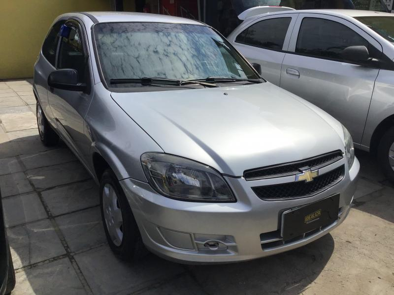 CHEVROLET Celta Life/ LS 1.0 MPFI 8V FlexPower 3p PRATA Manual Flex 2013