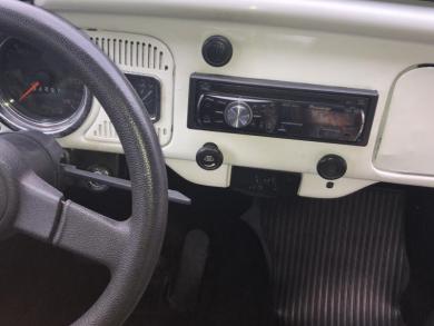 VOLKSWAGEN Fusca BRANCA Manual Gasolina 1980