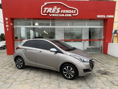 HYUNDAI HB20 1 Million 1.6 Flex 16V Aut. PRATA Automático Flex 2019