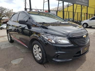 CHEVROLET ONIX HATCH Joy 1.0 8V Flex 5p Mec. PRETA Manual Flex 2019