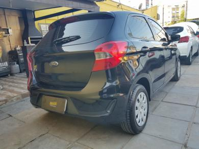 FORD Ka 1.0 SE/SE Plus TiVCT Flex 5p PRETA Manual Flex 2019