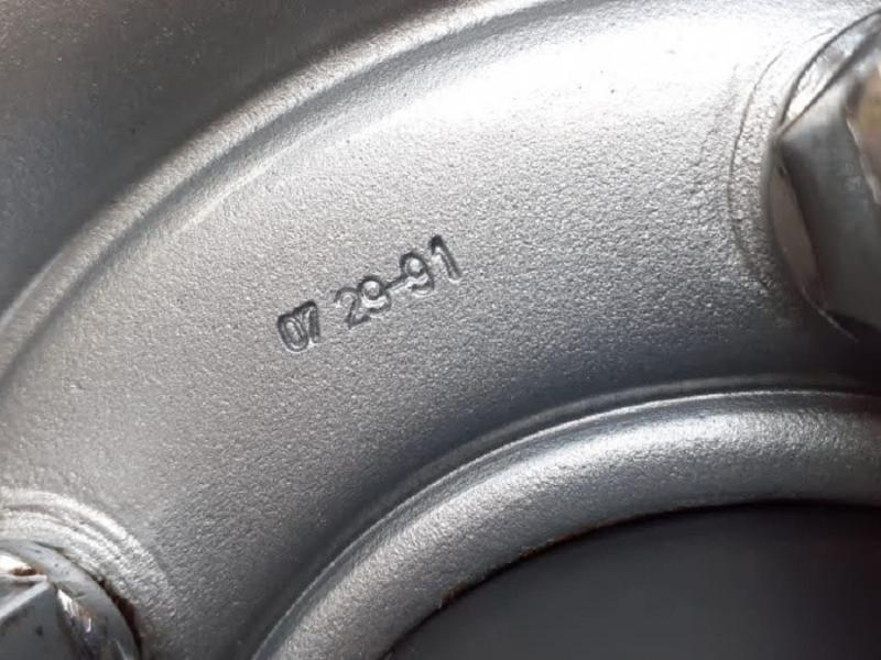 FORD F1000 S PRATA Manual Diesel 1991