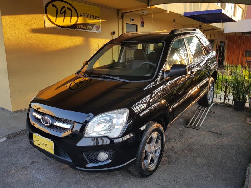 KIA SPORTAGE LX 2.0 PRETA Manual Gasolina 2010