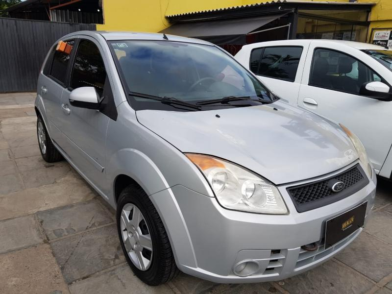 FORD Fiesta 1.6 8V Flex/Class 1.6 8V Flex 5p PRATA Manual Flex 2009