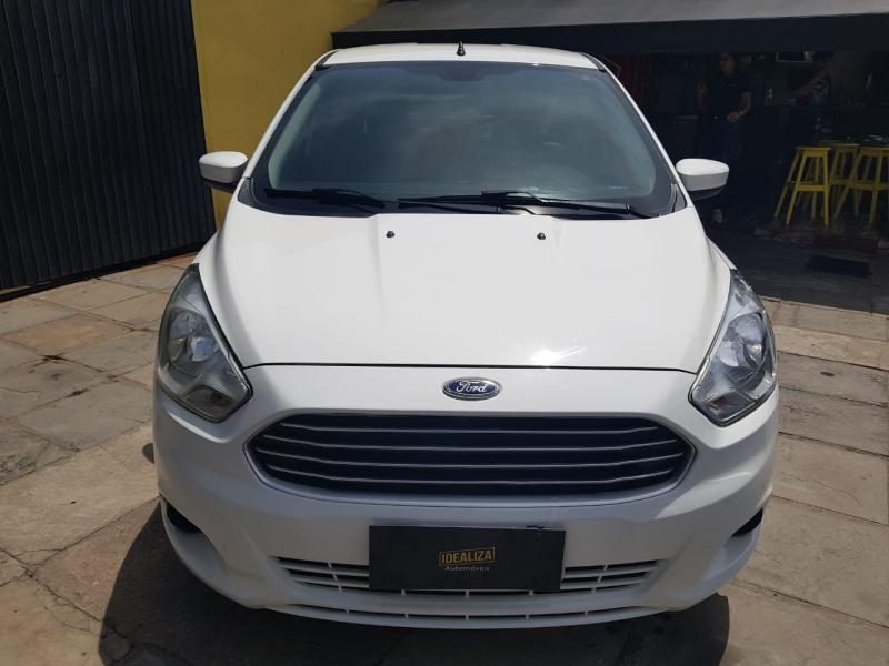 FORD Ka+ Sedan 1.0 SE/SE PLUS TiVCT Flex 4p BRANCA Manual Flex 2018