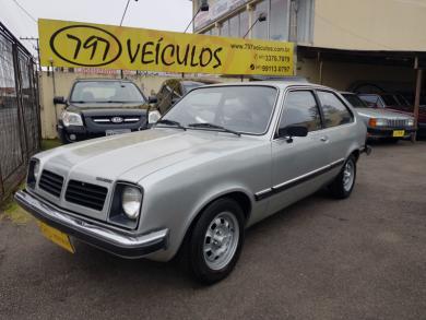CHEVROLET CHEVETTE HATCH SL PRATA Manual Gasolina 1980