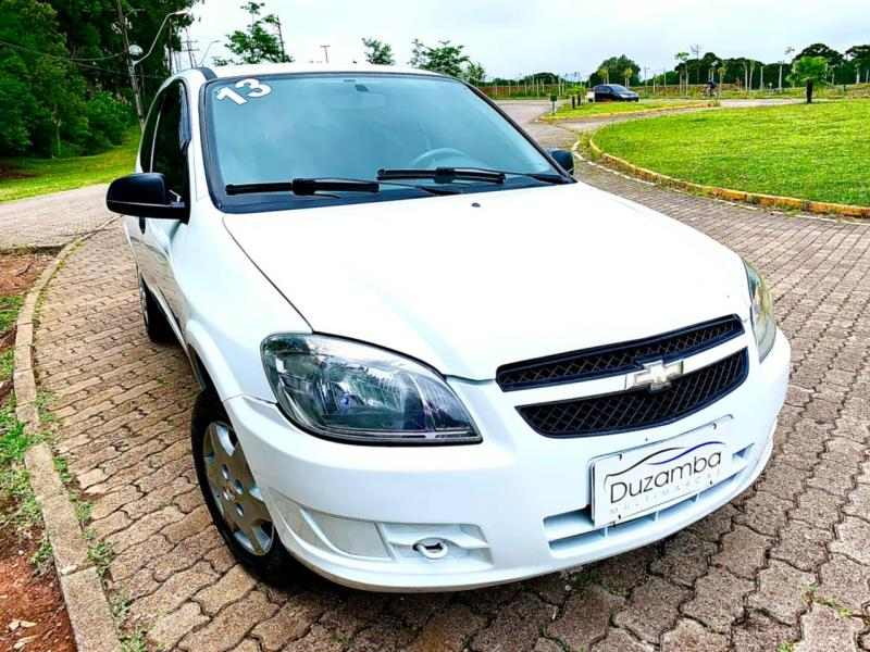 CHEVROLET Celta Life/ LS 1.0 MPFI 8V FlexPower 3p BRANCA Manual Flex 2013
