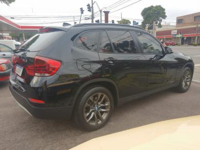 BMW X1 SDRIVE 20i Acti.Flex Aut. PRETA Automático Flex 2015
