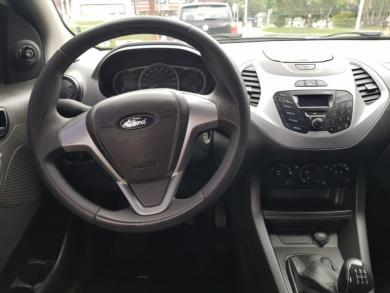 FORD Ka 1.0 SE BRANCA Manual Flex 2015