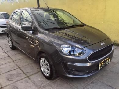 FORD Ka 1.0 SE/SE Plus TiVCT Flex 5p CINZA Manual Flex 2019